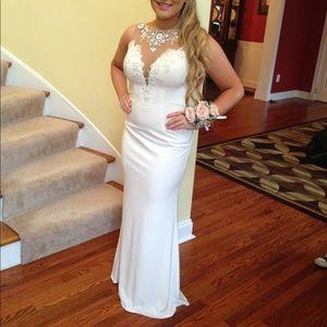 Sherri hill prom dress size 2